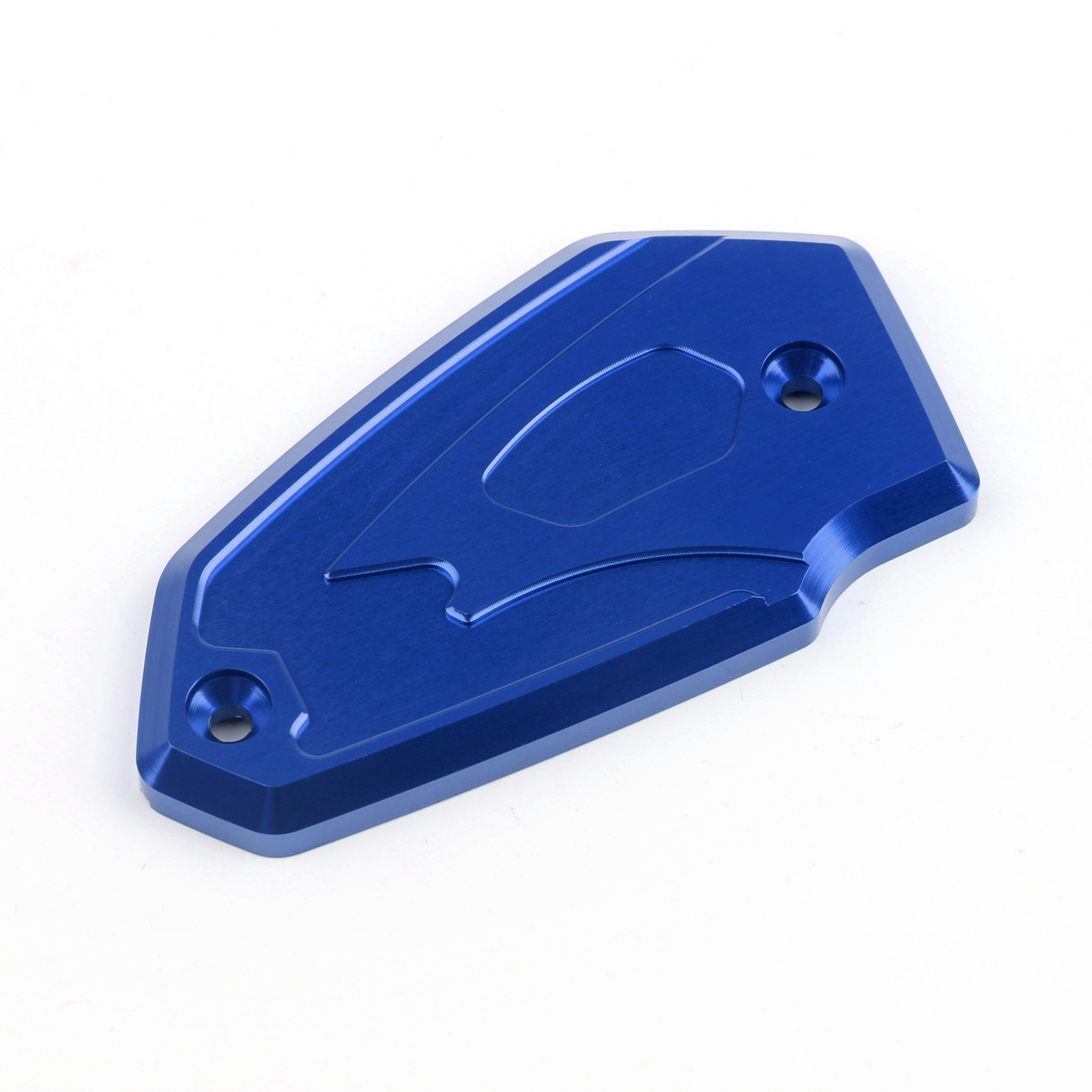 Brake Reservoir Covers : Front brake reservoir cover for kawasaki er f n