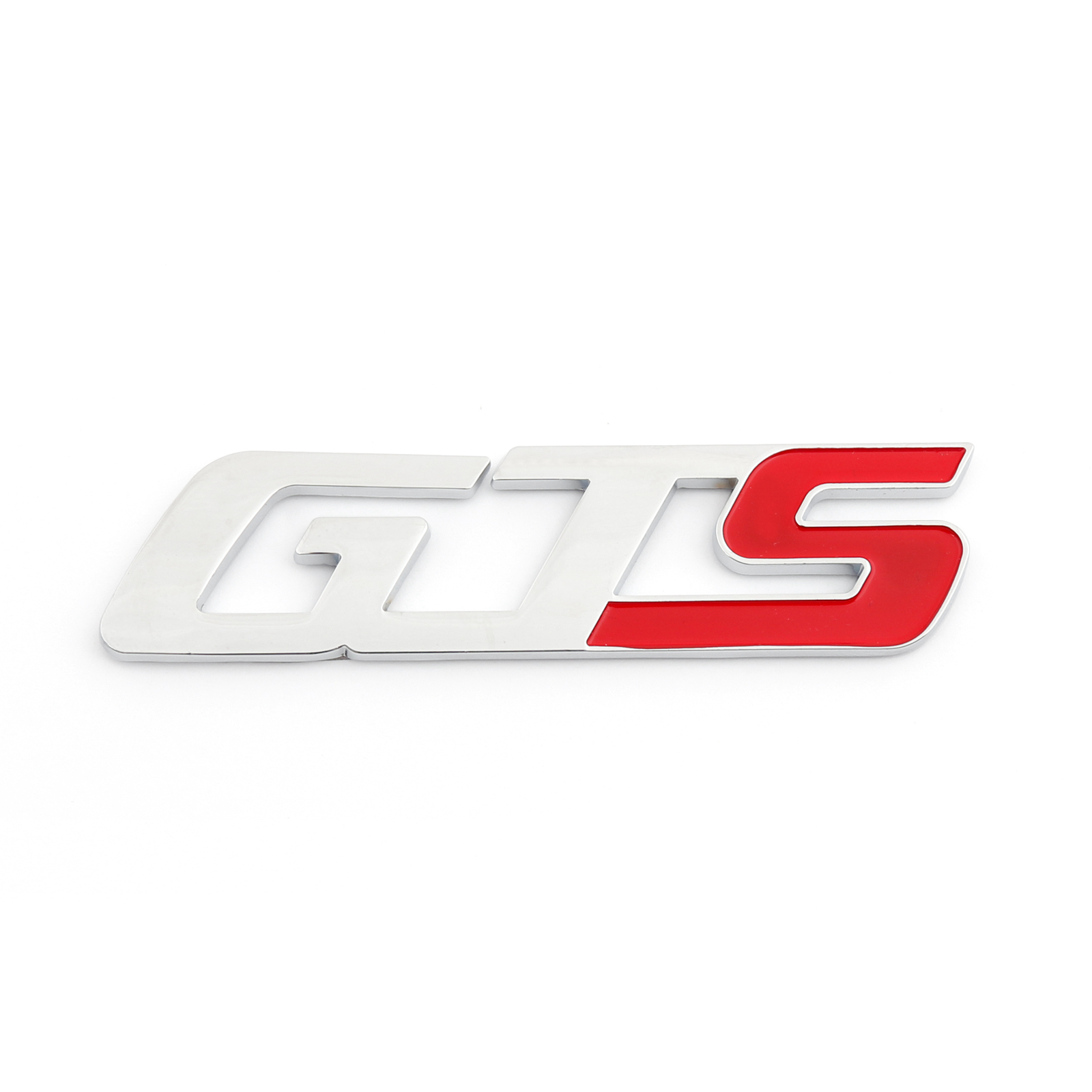 3d gts logo car truck emblem badge sticker decal for. Black Bedroom Furniture Sets. Home Design Ideas