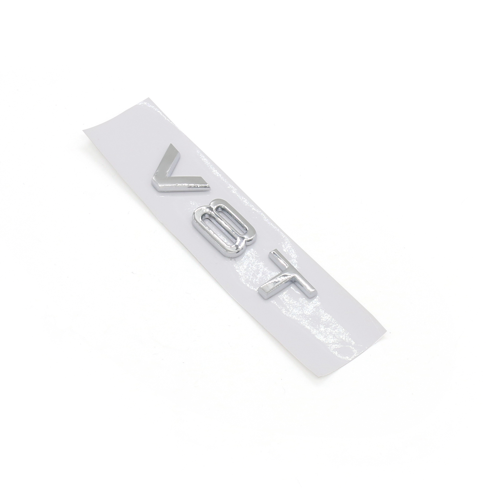 V8t Emblem Badge Fit For Audi A1 A3 A4 A5 A6 A7 Q3 Q5 Q7