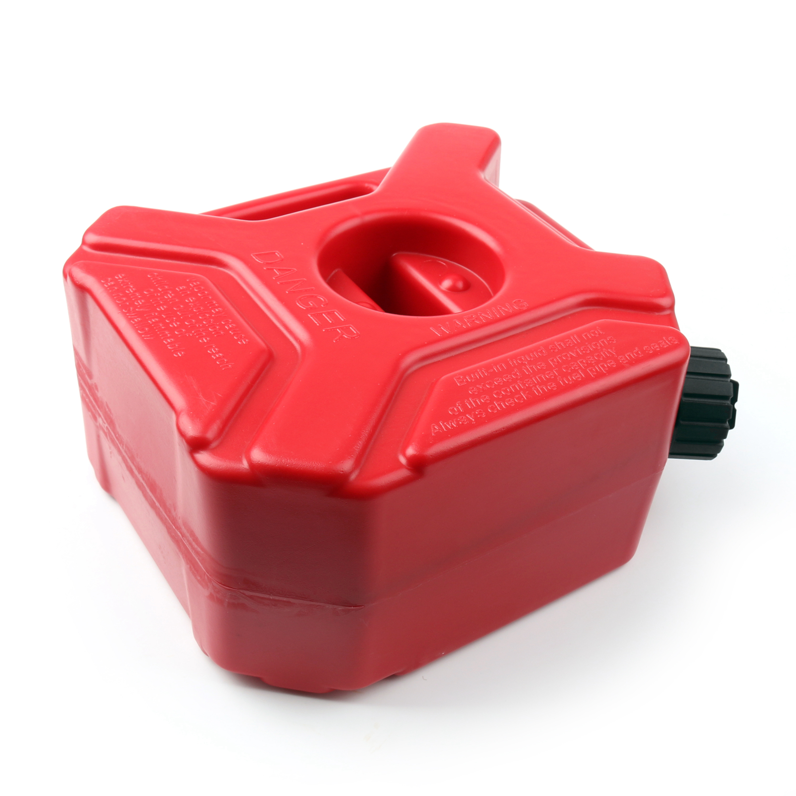 3l Portable Jerry Can Gas Plastic Fuel Tank Petrol Atv Utv
