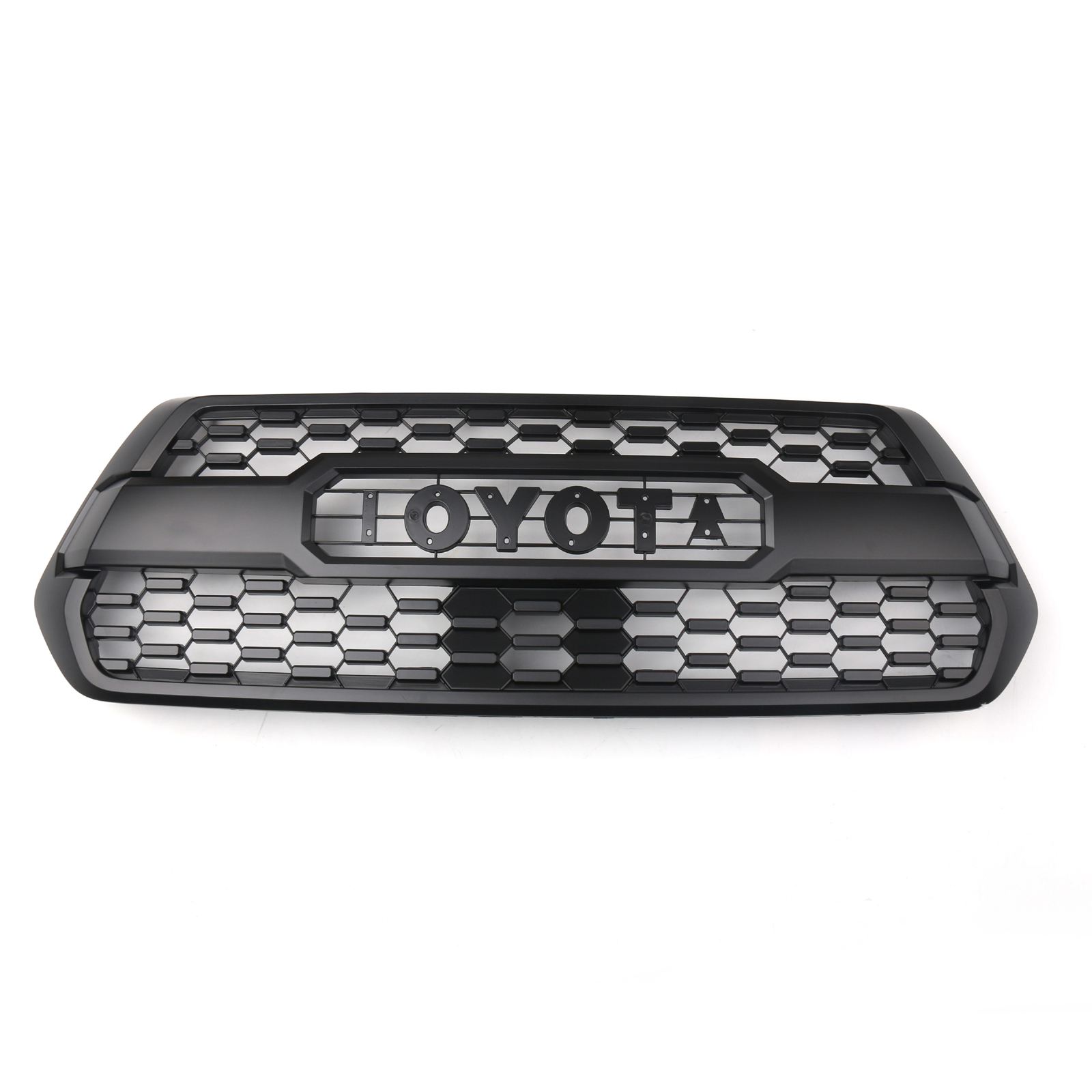 Front Bumper Hood Grill Grille Trd Logo For Toyota
