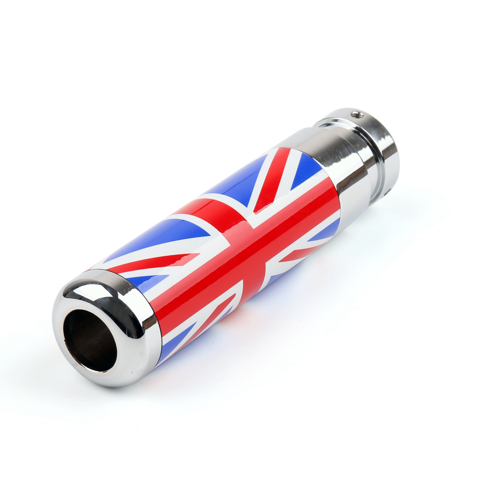 mini cooper union jack uk flag handle hand brake emergency. Black Bedroom Furniture Sets. Home Design Ideas