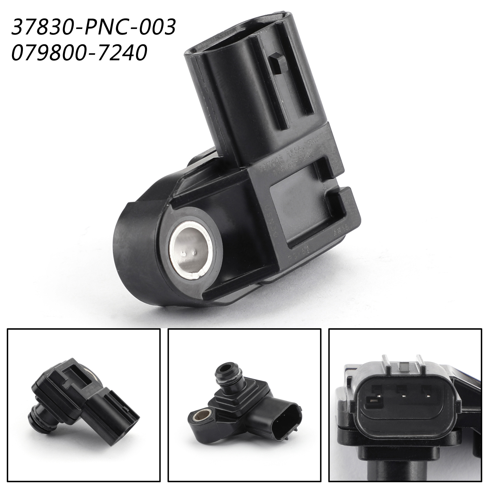37830-PNC-003 079800-7240 198-2001 MAP Sensor Assembly For