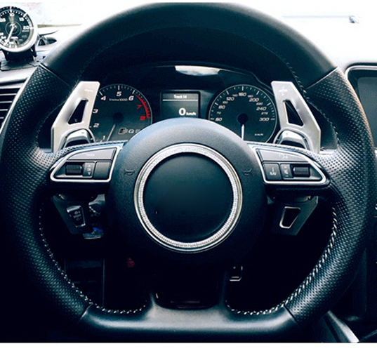 Steering Wheel Shift Lever Paddle Gear DSG For Audi A5 S3