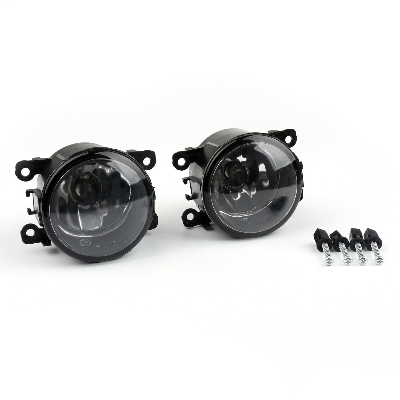 Right + Left Side Fog Light Lamp+H11 Bulb 55W For Acura