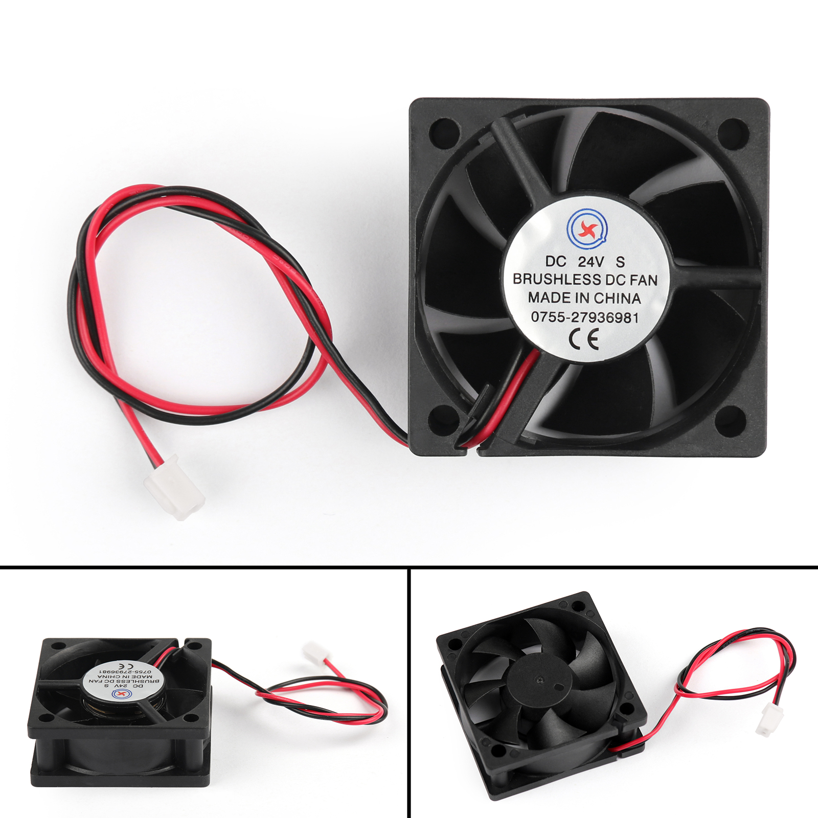 Dc Brushless Fan Replacement : Dc brushless cooling pc computer fan v s mm