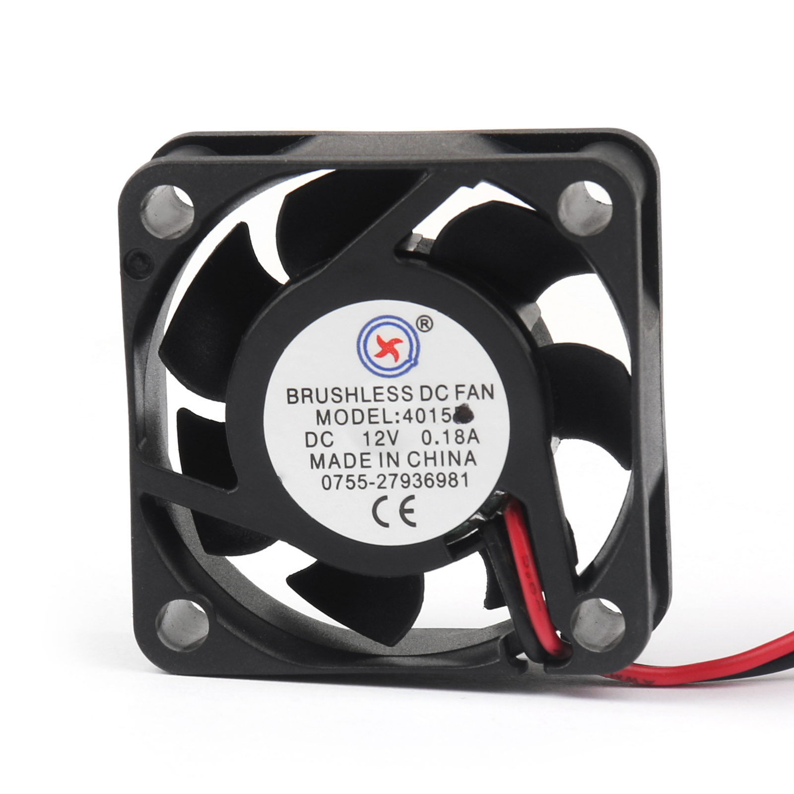 Dc Brushless Fan Replacement : V cooling computer fan sleeve bearing small mm