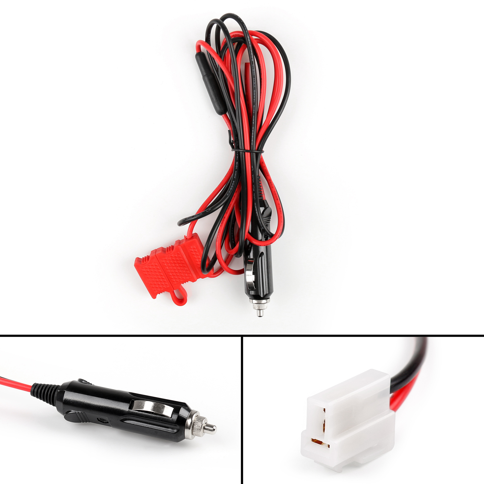 1x 2 in 1 Programming Cable For Kenwood BaoFeng TK3107//8108//3207G TM271 Radio T2