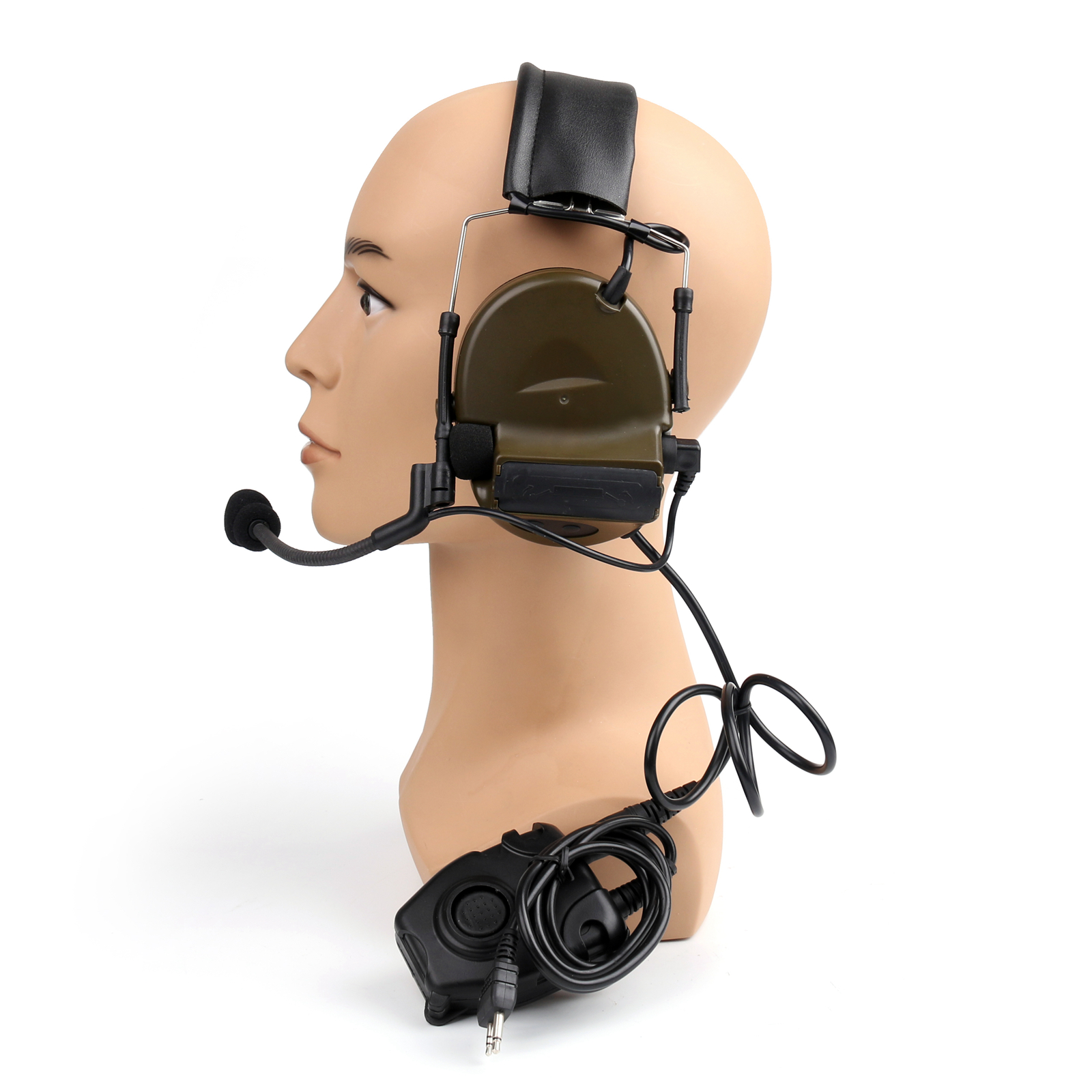 Watch moreover Peltor Mt17h682fb 38 Peltor  tac Active Listening Hearing Protector also 3mtm Peltortm Wireless Series Tactical Sporttm Headset With Bluetoothr Wireless Technology furthermore 170960219225 additionally Od electronics anprc148. on peltor radio headset