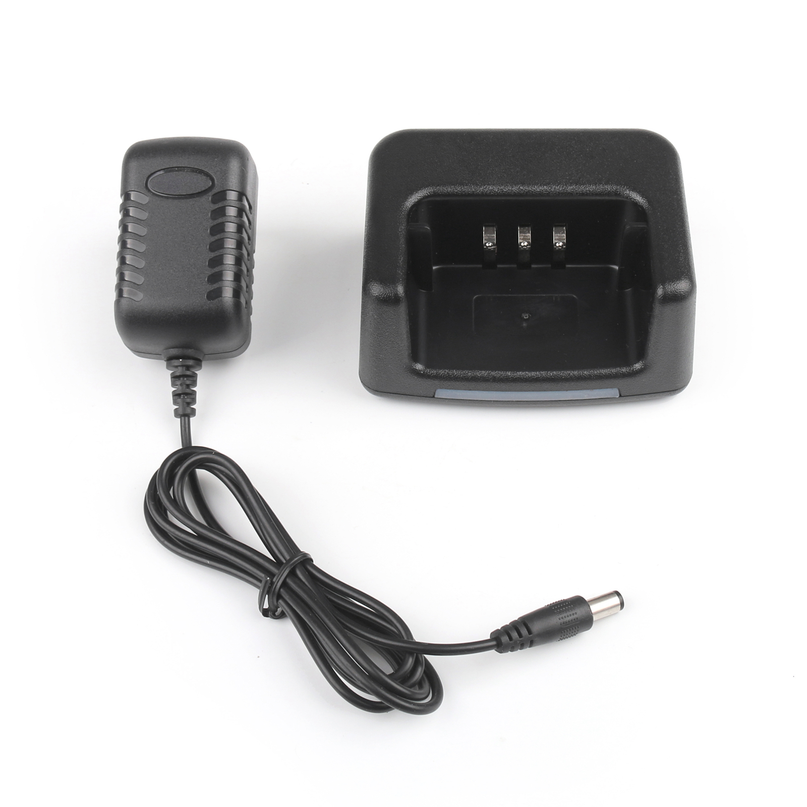 1Set Desktop Battery Charger For TYT MD-380 Two Way Radio USA Plug US T2