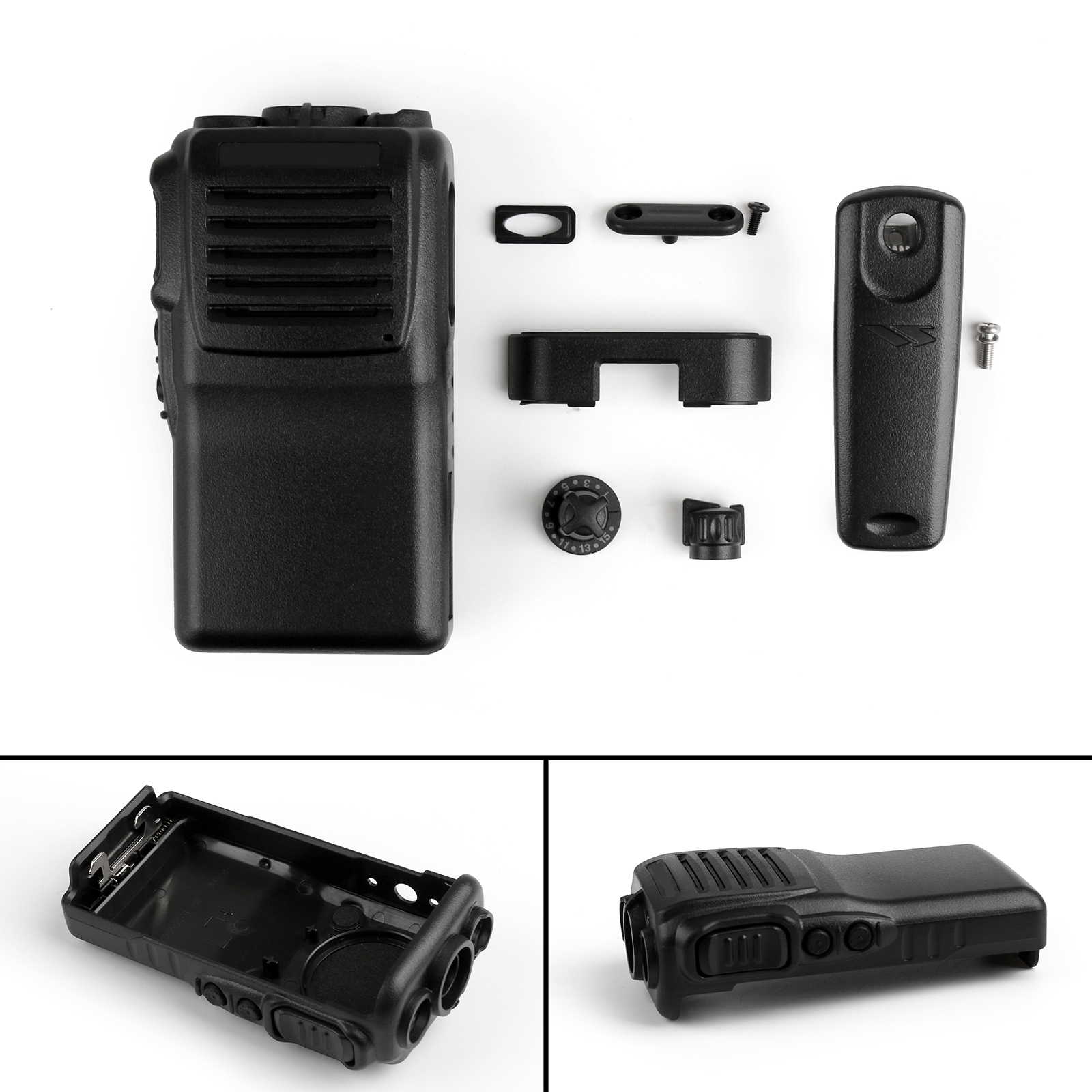 5x Front Outer Case Housing Cover Shell For Vertex