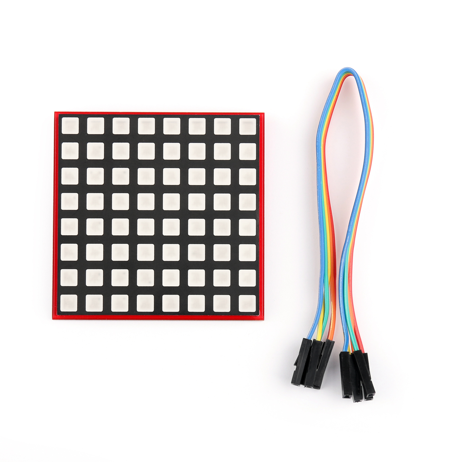 EP-0075 8x8 RGB LED Dot Matrix Module For Raspberry Pi3//2//B+//Arduino//STC89C