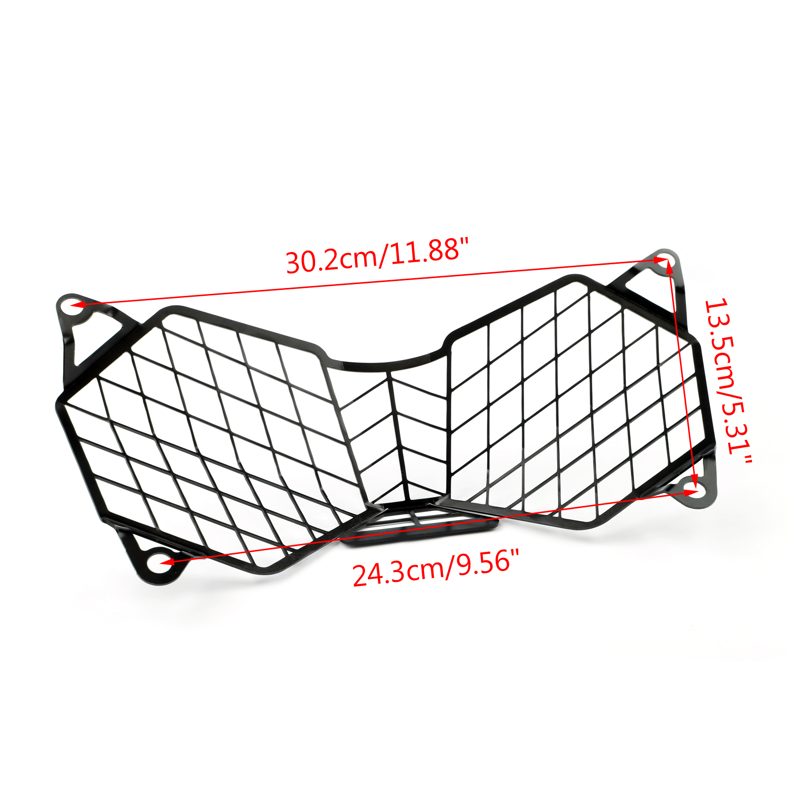 front headlight guard protector grill for triumph tiger