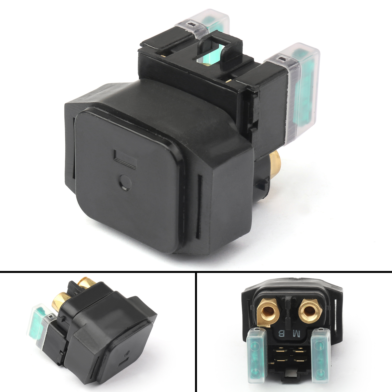 Starter Relay Solenoid For Yamaha Fjr1300 Yzf R1 R6 R7 1959 Ford Wiring Aftermarket Condition 100 Brand New Voltage 12v Manufacturer Part Number1 5jw 81940 005jw 024dn 004dn 10