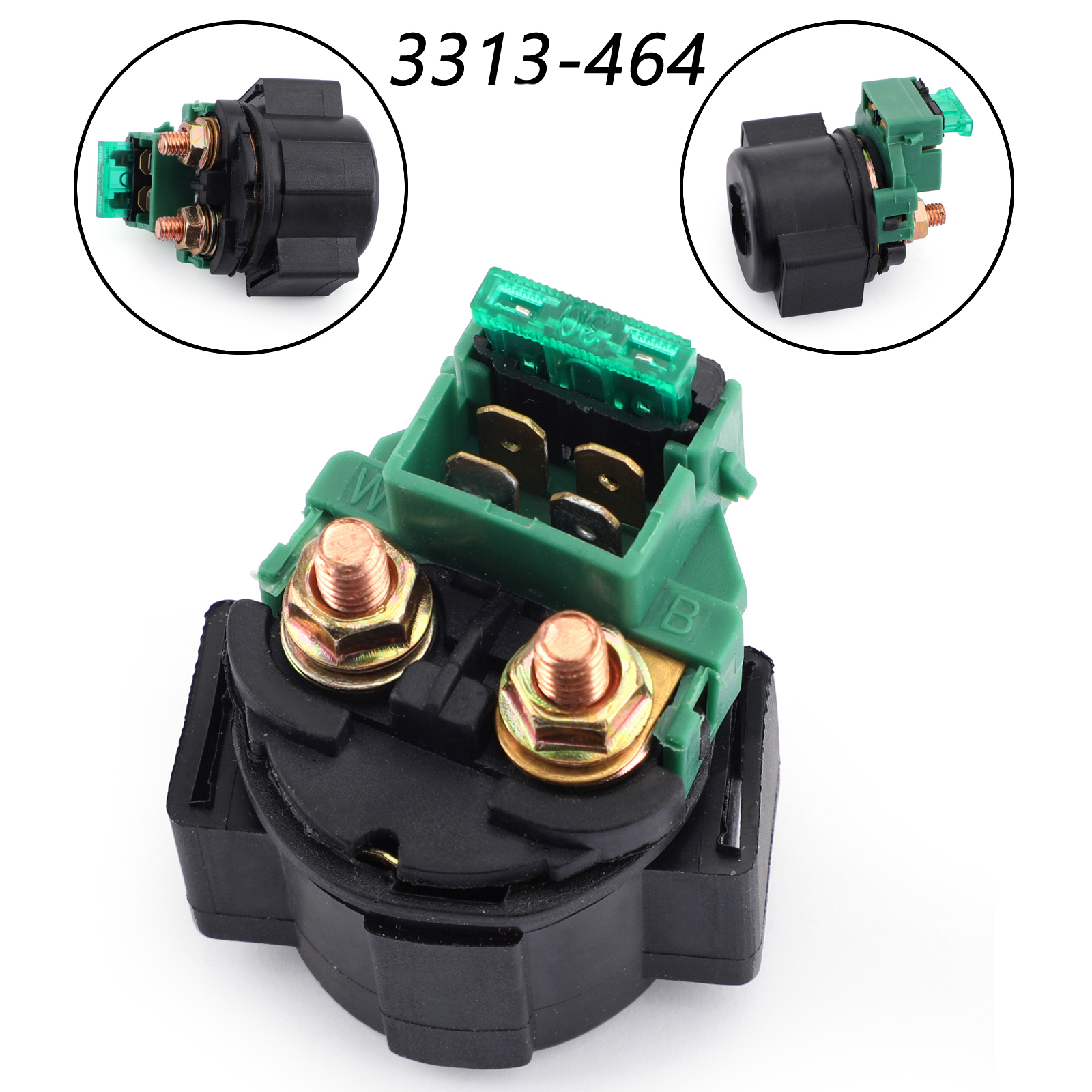 New Starter Solenoid Relay Fit for Arctic Cat ATV 366 425 350 400 450 FREE USA