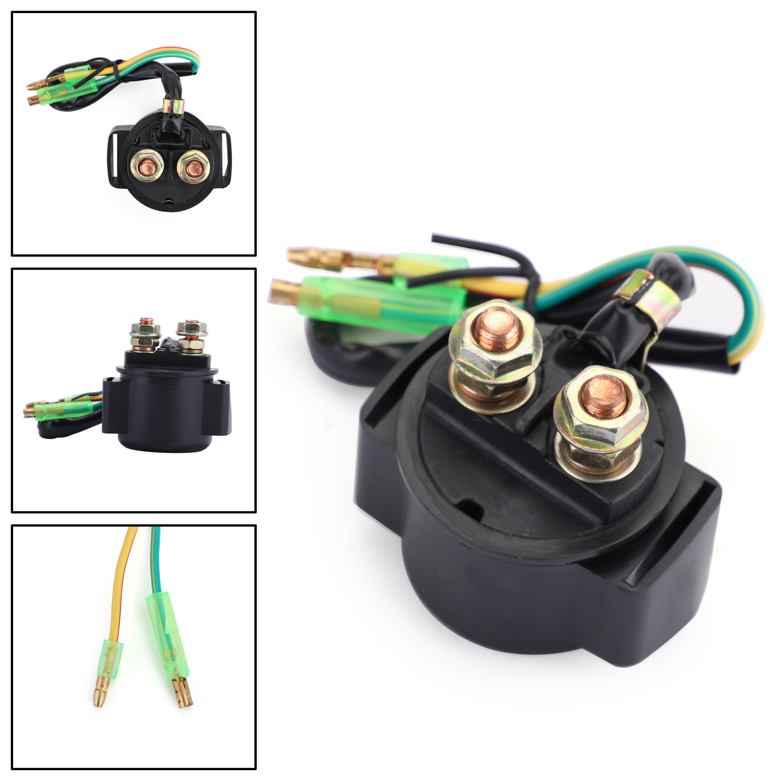 Starter Relay Solenoid Fit For YAMAHA GRIZZLY 600 YFM600 ...