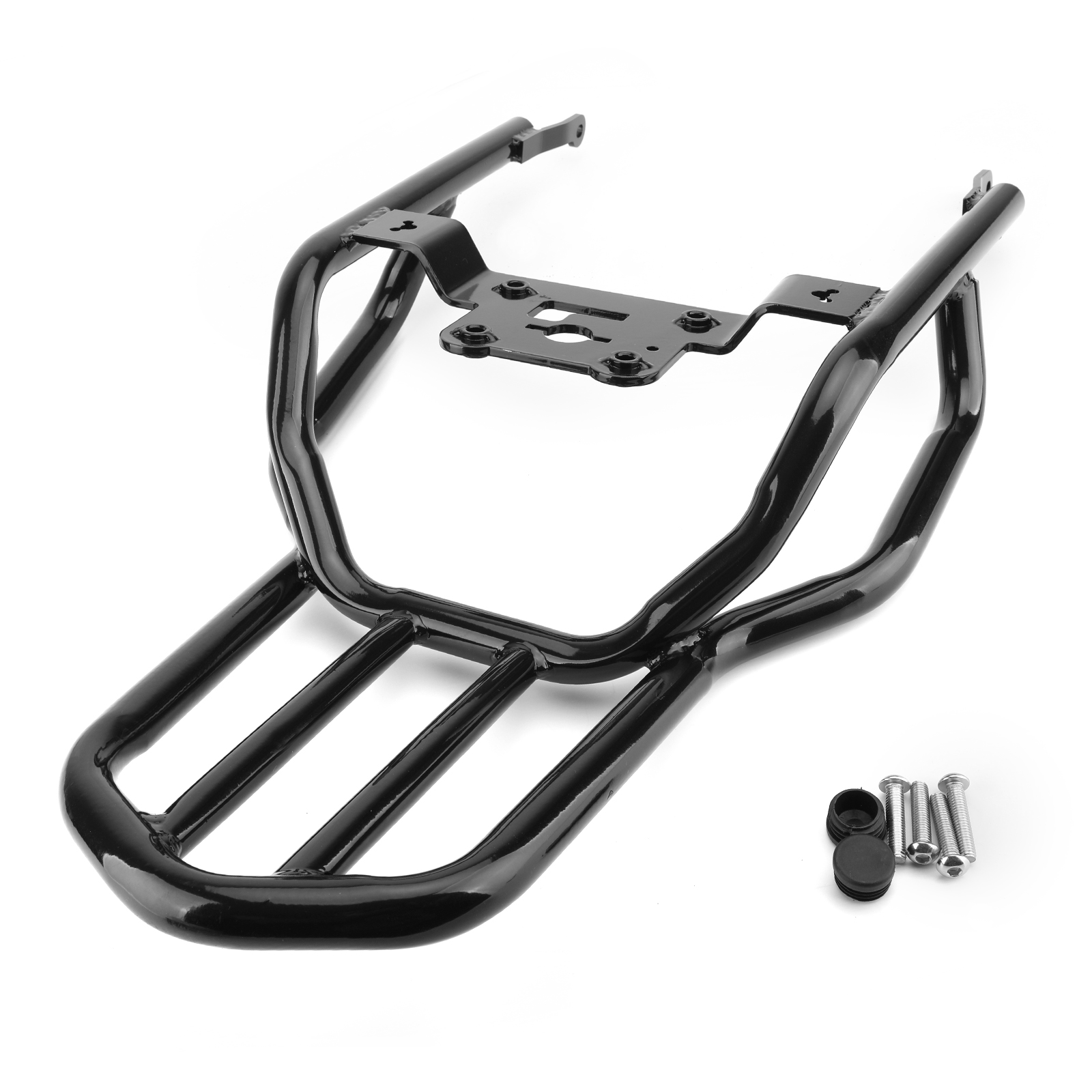 Back Rear Luggage Rack Tail Carrier Support For Kawasaki