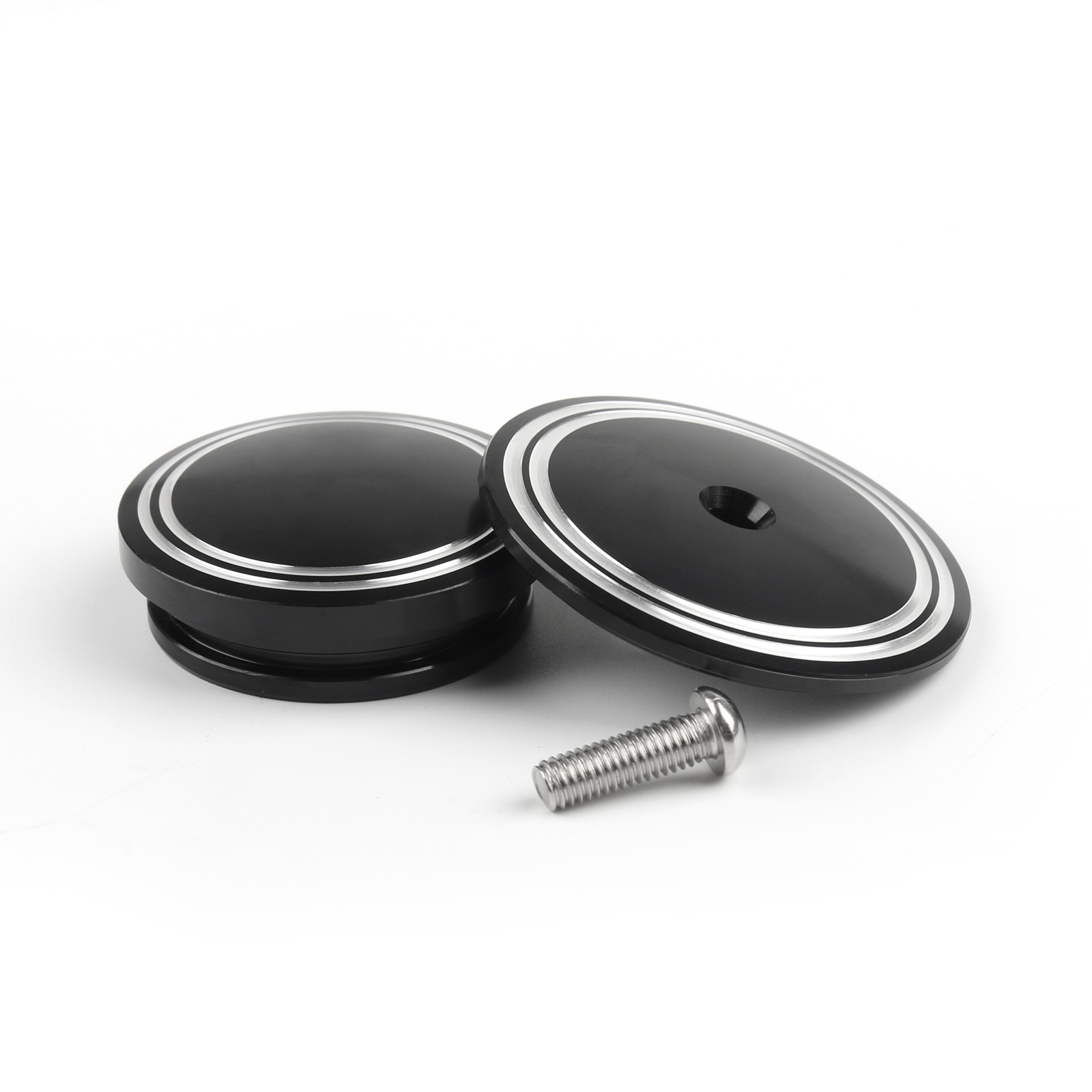 Motorcycle Frame Hole Caps Frame Cap Set For Bmw R1200 R