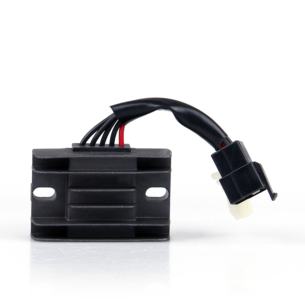 Regulator Rectifier Voltage Fit For Suzuki GN125 250cc 5 Wires