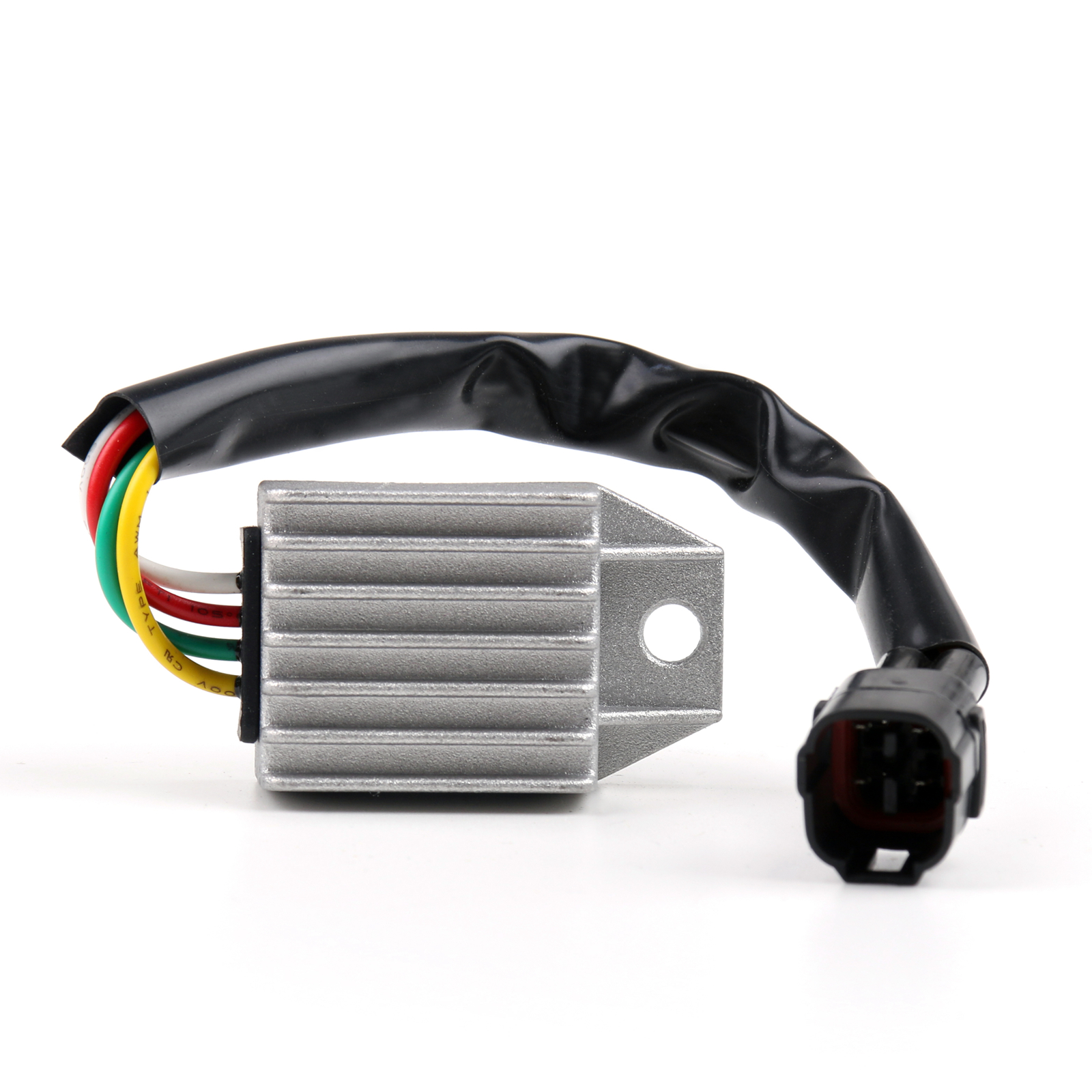 100% Brand New direct OEM replacement voltage regulator rectifier. The  product is tested. Color:Same as picture show. Quantity: 1 pc