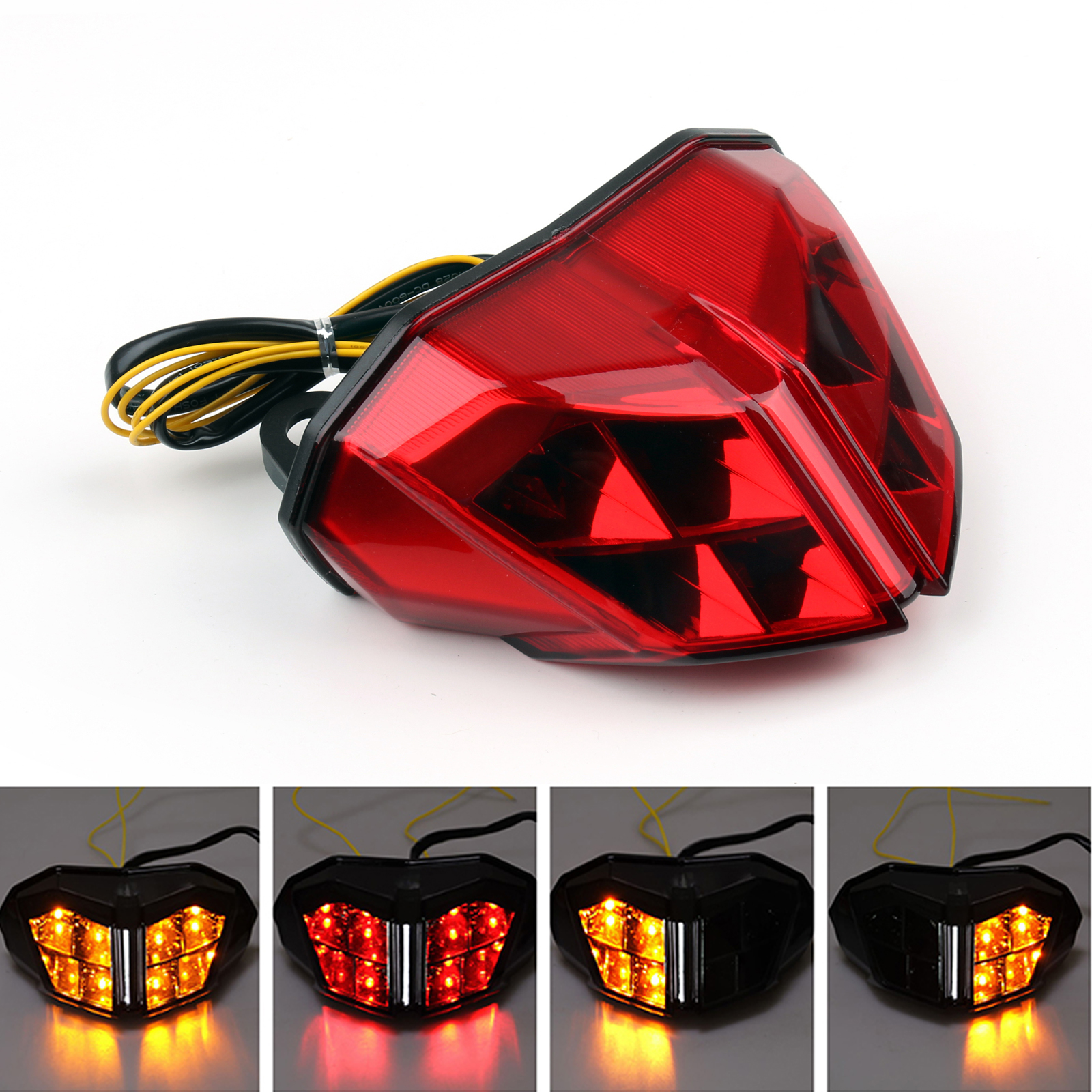Ducati Streetfighter Integrated Tail Light