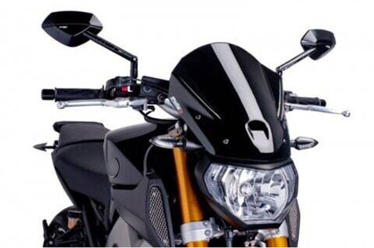 windshield windscreen bolts bracket for yamaha mt 09 fz. Black Bedroom Furniture Sets. Home Design Ideas