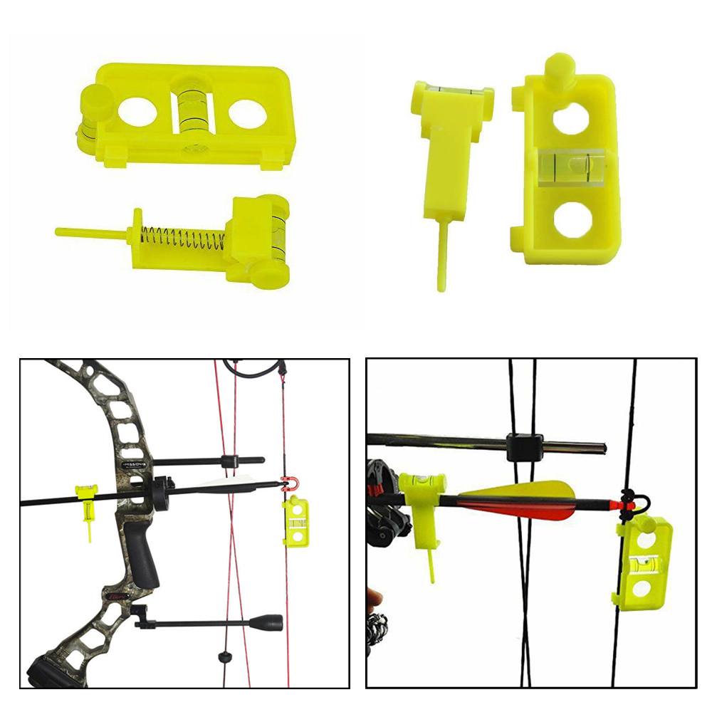 Bow String Level Combo Arrow Tuning Mounting Universal Archery Bow Vise