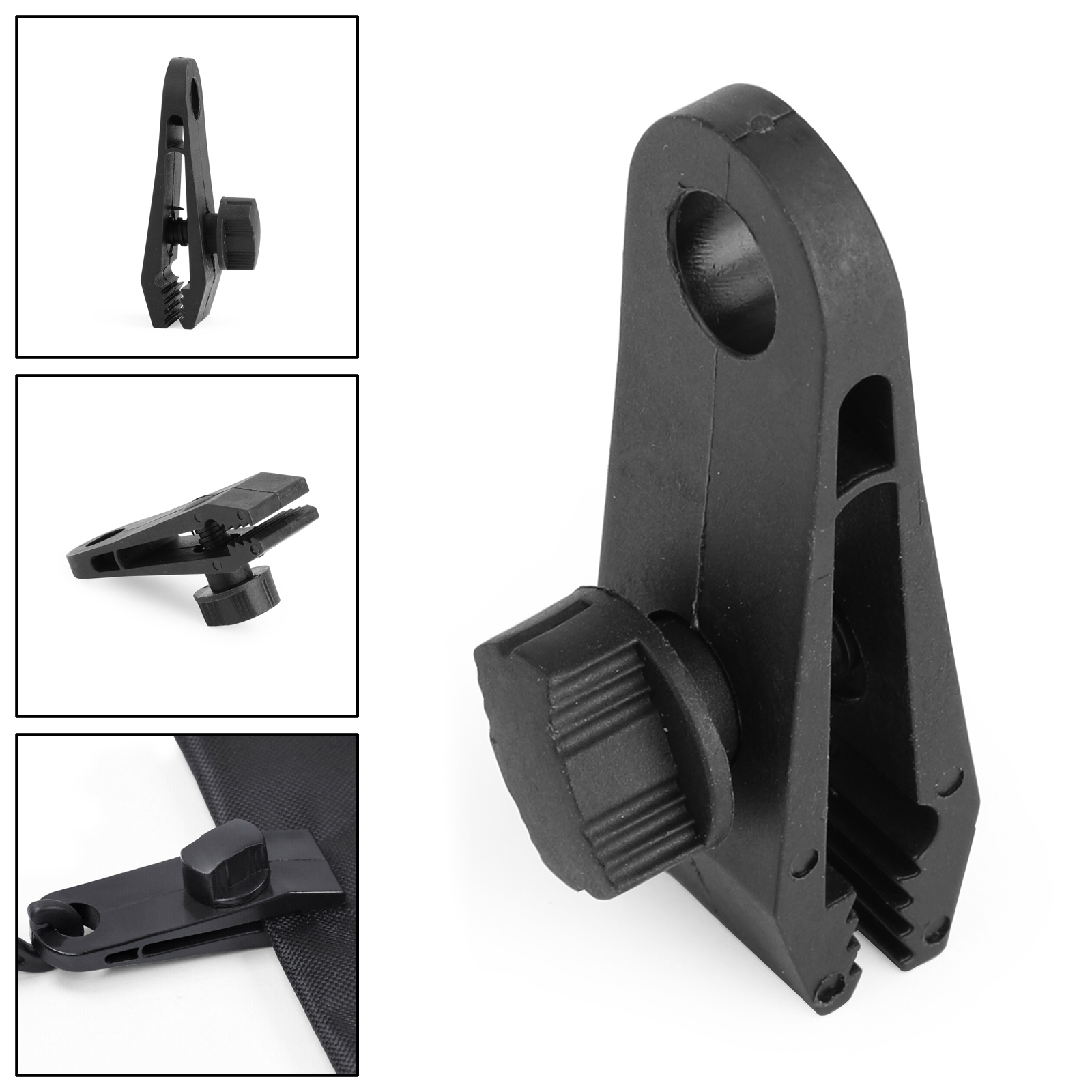 Heavy Duty Tarp Clips Clamps For Camping Canopies Tents